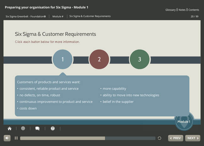 ISO 18404 Lean and Six Sigma: Preparing your Organization