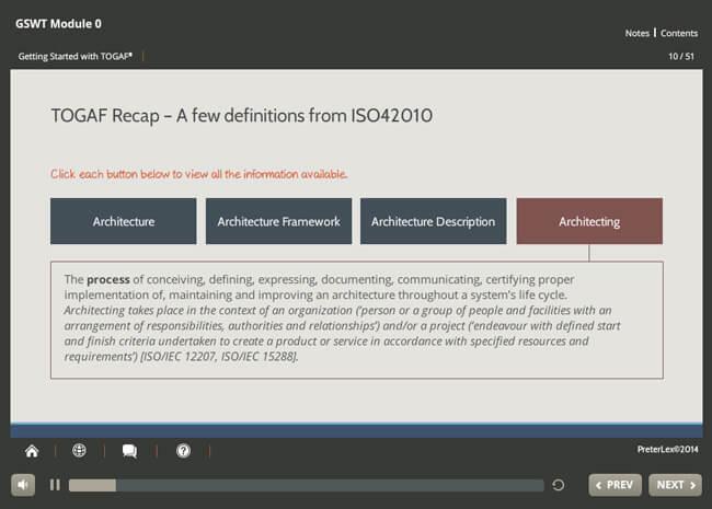Implementation: TOGAF® 9