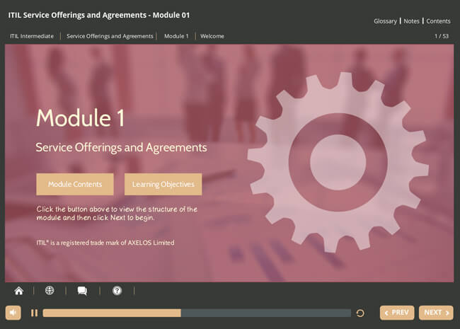 ITIL® Service Offerings and Agreements (SOA)